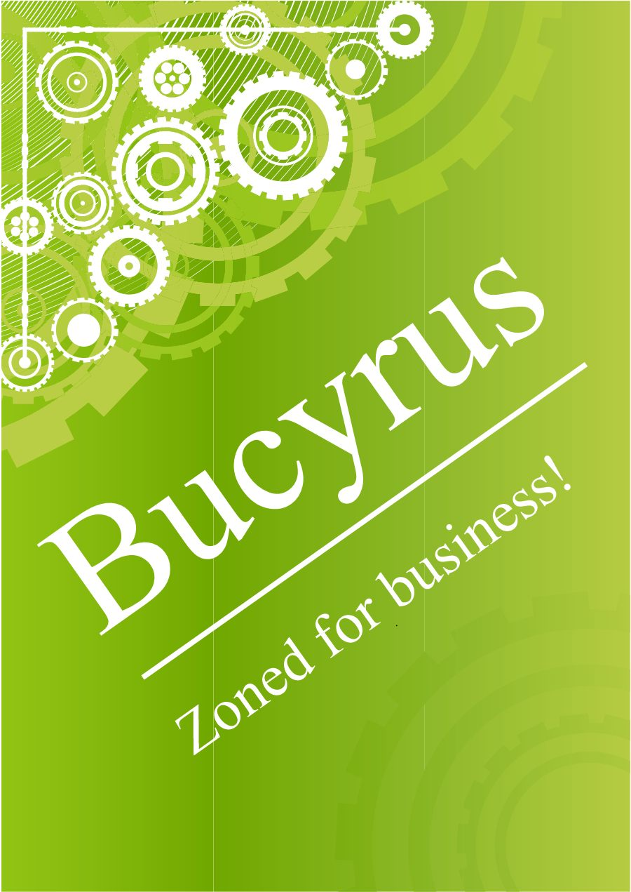 Bucyrus Business Graphic