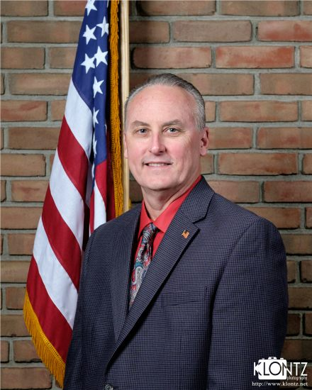 Bucyrus Council Member Dan Wirebaugh