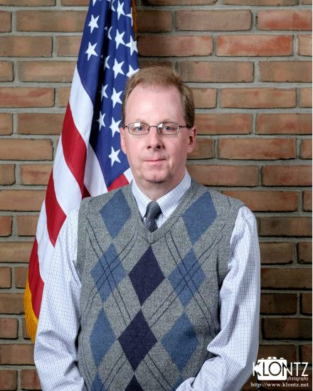 Council Clerk Todd Hill