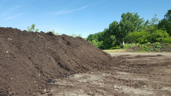 Bucyrus compost for your garden